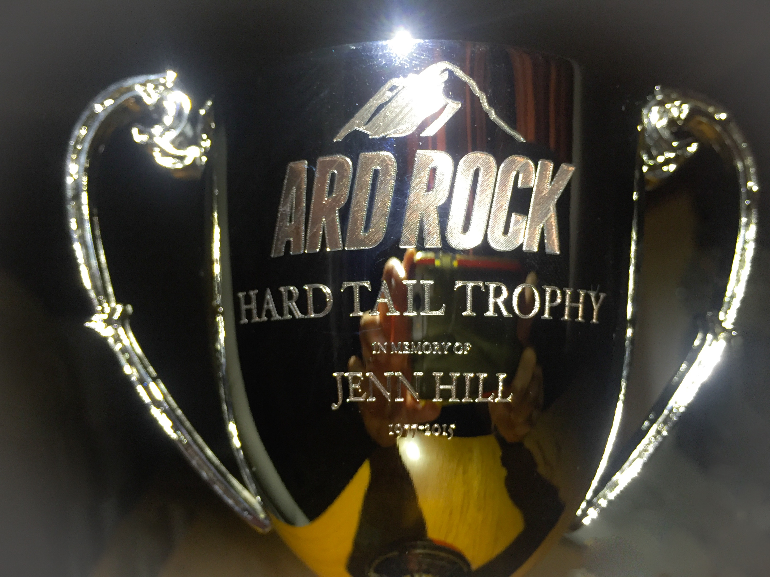 ard rock enduro hardtail